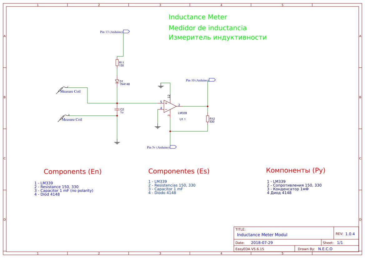 Arduino Digital Multimeter/Oscilloscope | N E C O